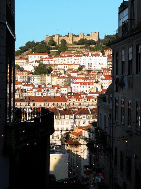 Lisbon by Leonor Pinho
