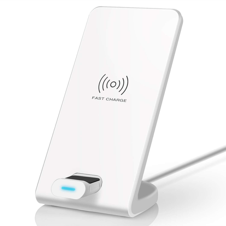 haut fonctionnaire design professionnel vente limitée XLTOK Chargeur sans Fil 10W Universel Rapide Wireless ...