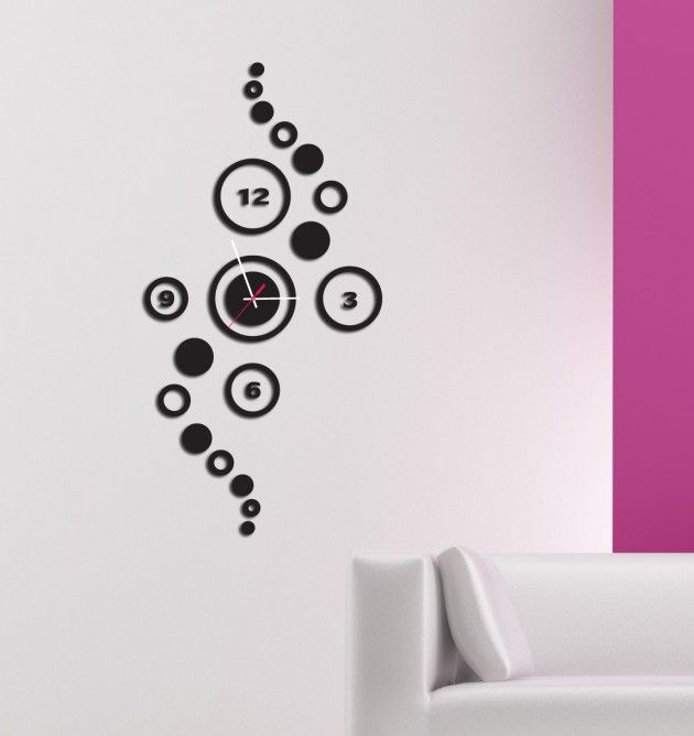 20 amazing wall clock designs to spice up your house with | clocks
