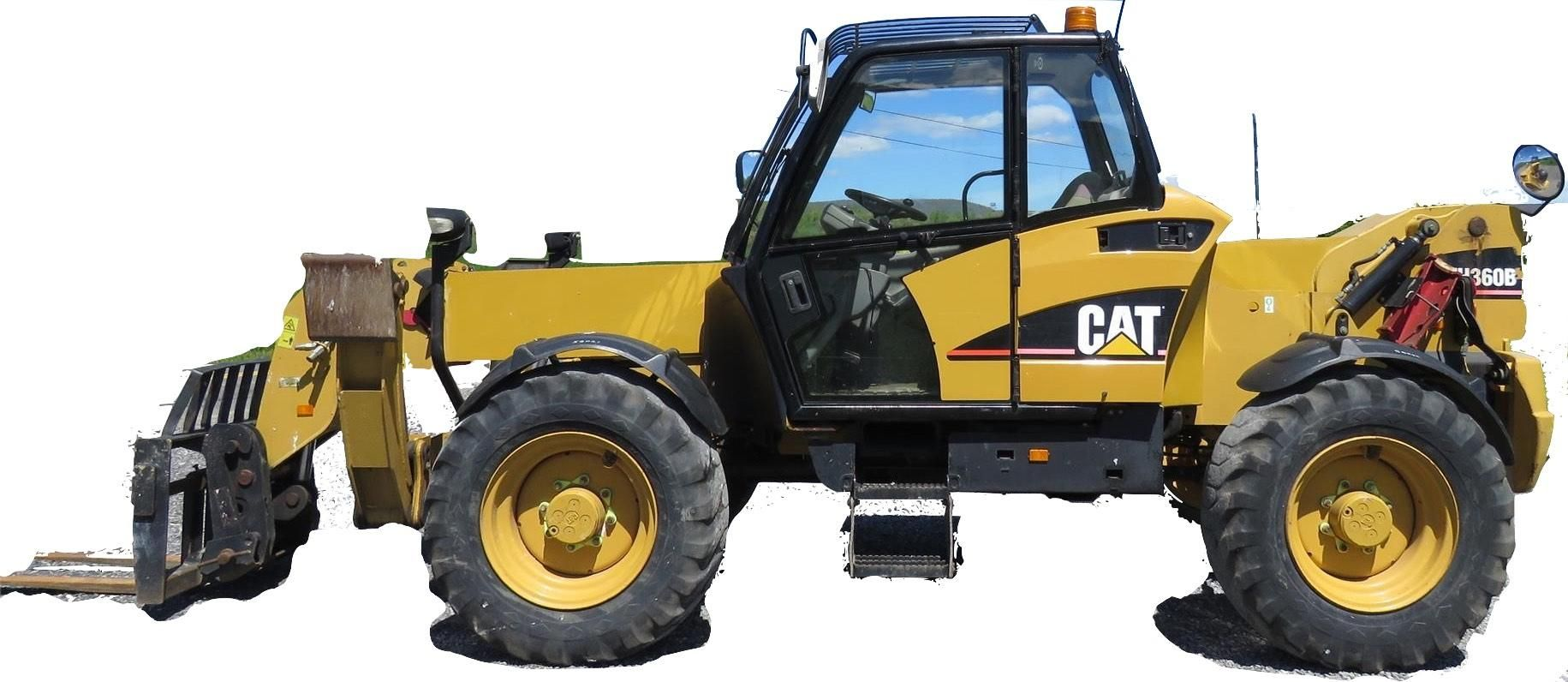 Caterpillar Cat Th220b Th330b Telehandler Operation And Maintenance Wiring Diagrams Manual