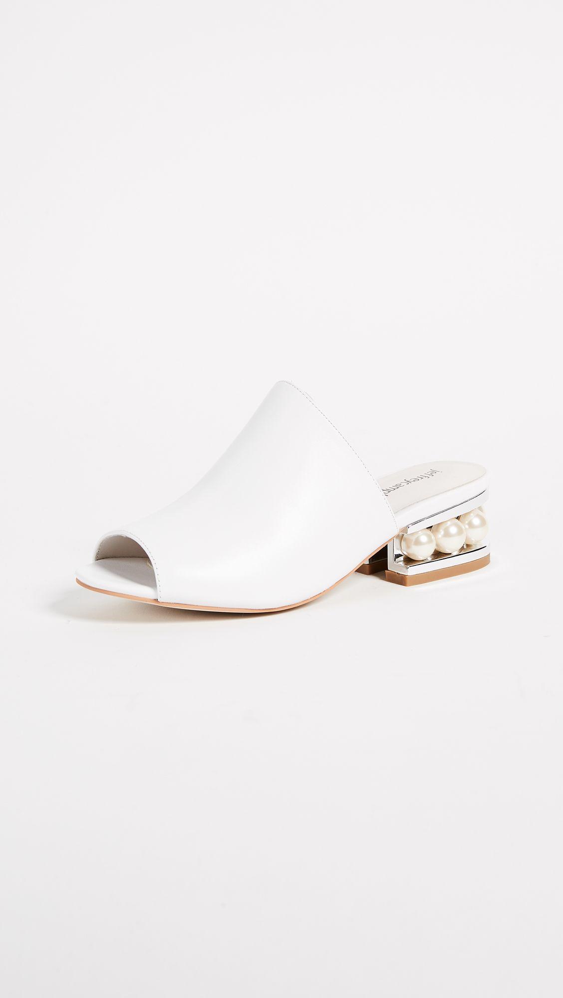 6e2f8b2fe57 Jeffrey Campbell Arcita Mule Sandals