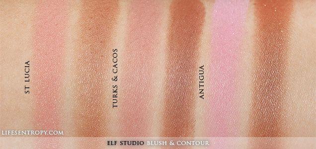 Contouring Blush & Bronzing Powder by e.l.f. #9