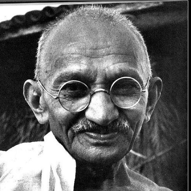 Gundi I Think Someone Meant Gandhi Citazioni Che Ispirano
