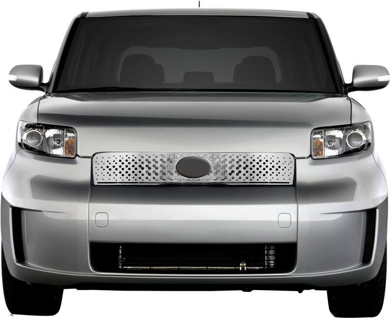 scion xb manual automatic abs plastic grille grill overlay. Black Bedroom Furniture Sets. Home Design Ideas
