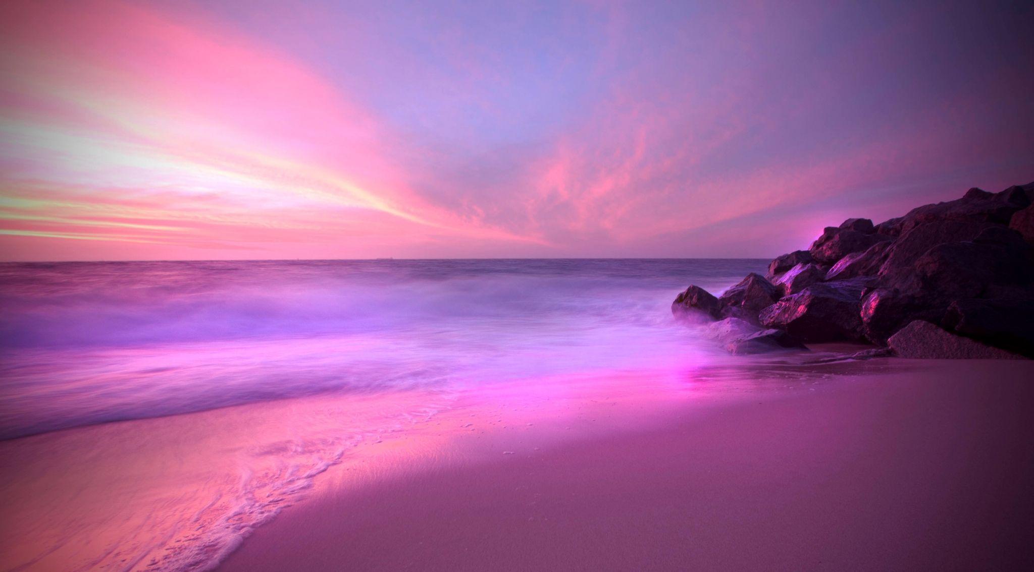 море фиолетовых цветов картинки взрослых