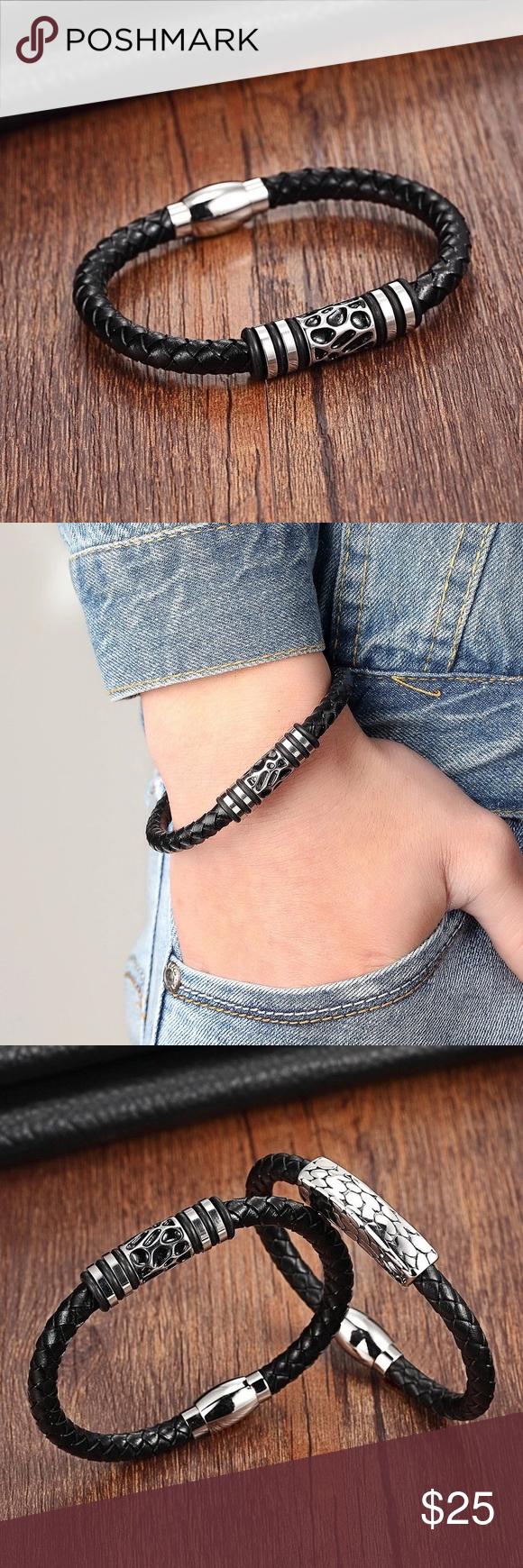 Manly bracelet brand new accessories jewelry menusjewelry