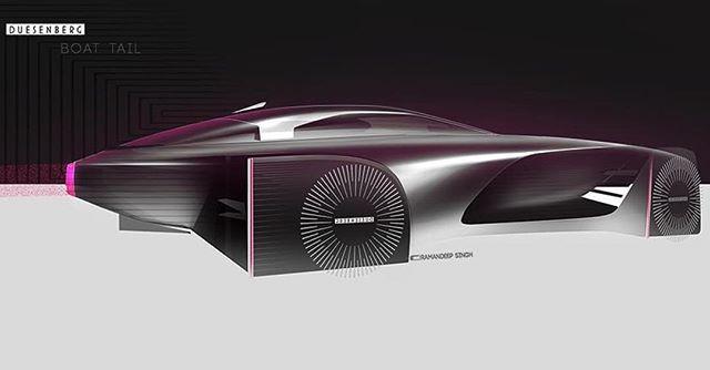#Duesenberg Boat Tail concept by Renault designer Ramandeep Singh (@rd.ramansingh)  Join the #DuesenbergDesignChallenge and tag us! - @formtrends @cardesign.ru @motivezine @cardesignsketch and @cardesigndaily  #cardesign #duesey #duesenbergdesignchallenge #duesenberg #design #challenge #cardesigner #designer #sketches #concept #conceptart #lifestyle #photoshop #render #sketchbook #cardesign #concept #luxury #conceptdesign #bespoke #carsketch #cardrawing #designsketch #sketchbook #vision #instaca