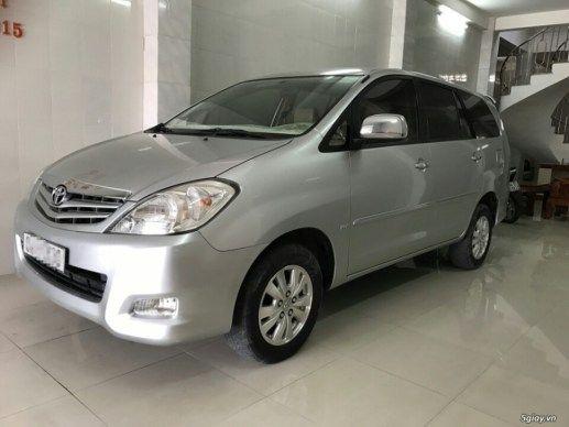 Toyota Innova 2009  xe nhà  còn rất mới. cần bán
