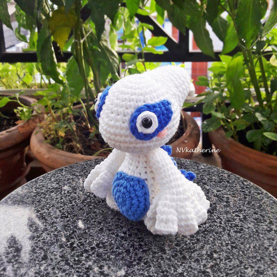 Oddish, adorable Amigurumi Pokemon Plush | Geek Beholder | 900x900