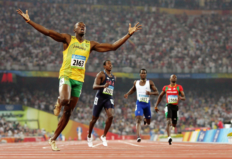 3000x2056 Usain Bolt Logo Usain Bolt Hd W Usain Bolt Usain Bolt Running Usain Bolt Photos