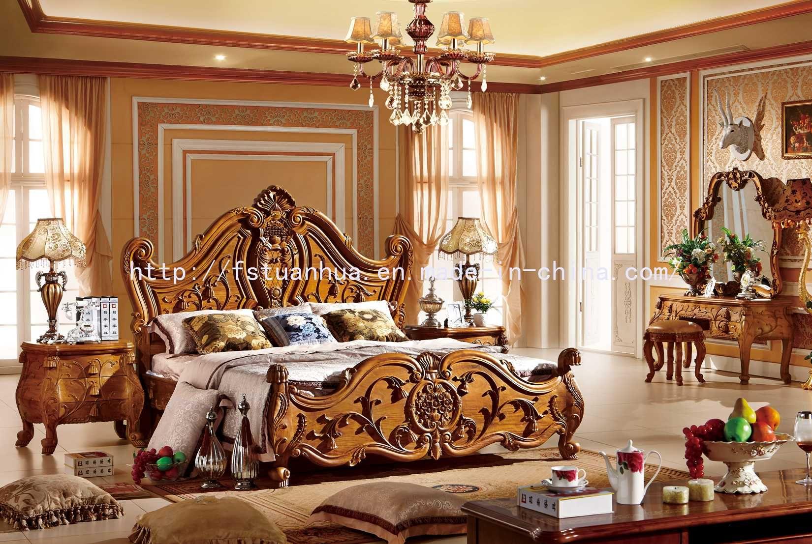 Foto de dise os de madera del modelo de la cama - Disenos de camas ...