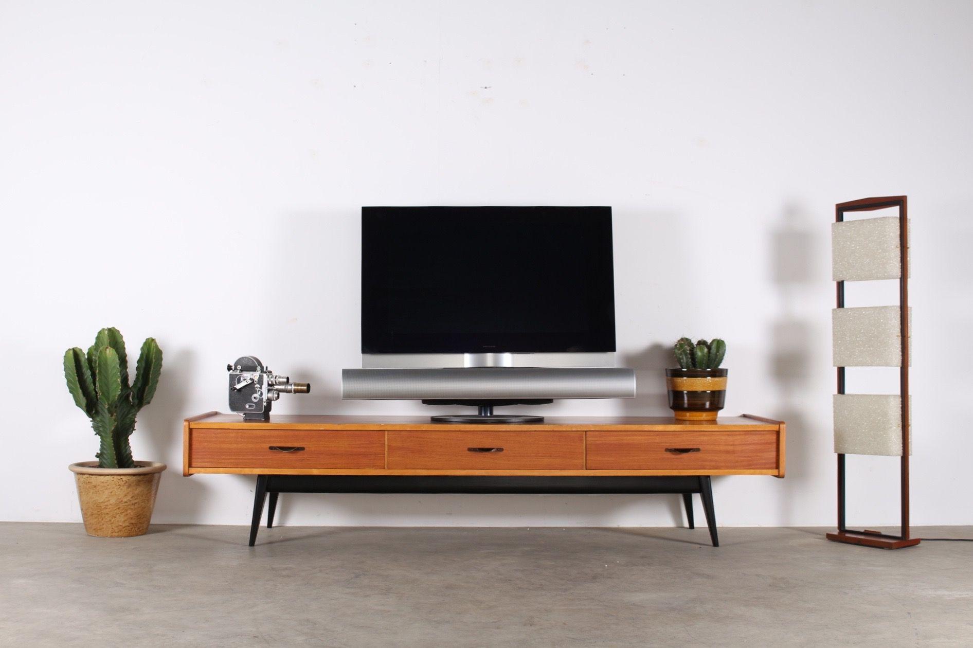 Sideboard Lowboard Buffet Meuble Tv Alfred Hendrickx Belform  # Buffet Et Meuble Tv