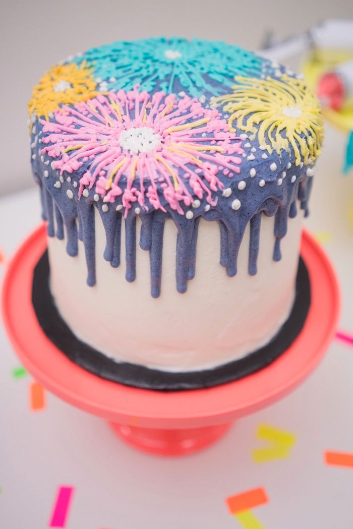 New Year S Cake Ideas