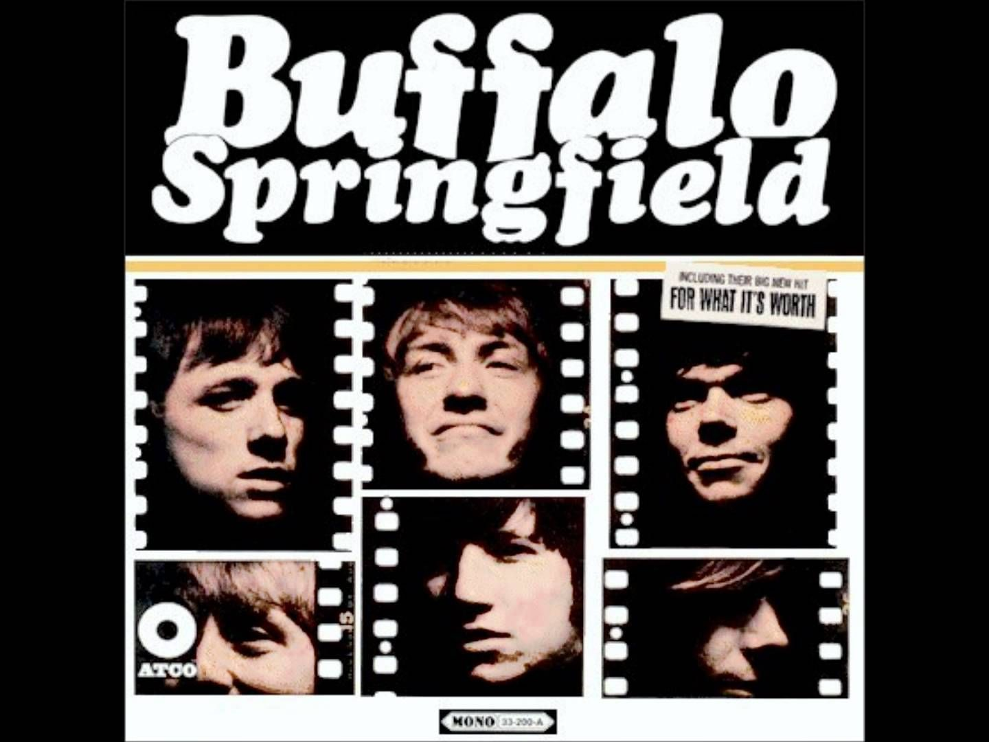 Buffalo Springfield For What It S Worth Hq Rock Songs For What It S Worth Album Covers