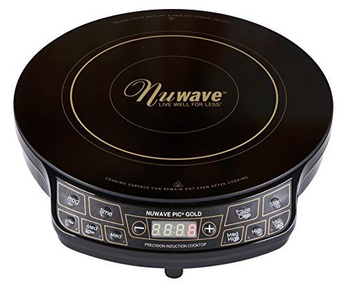 Enjoy This Special Deal With NuWave PIC GOLD Induction Cooktop Precise Temperature  Control Https:/