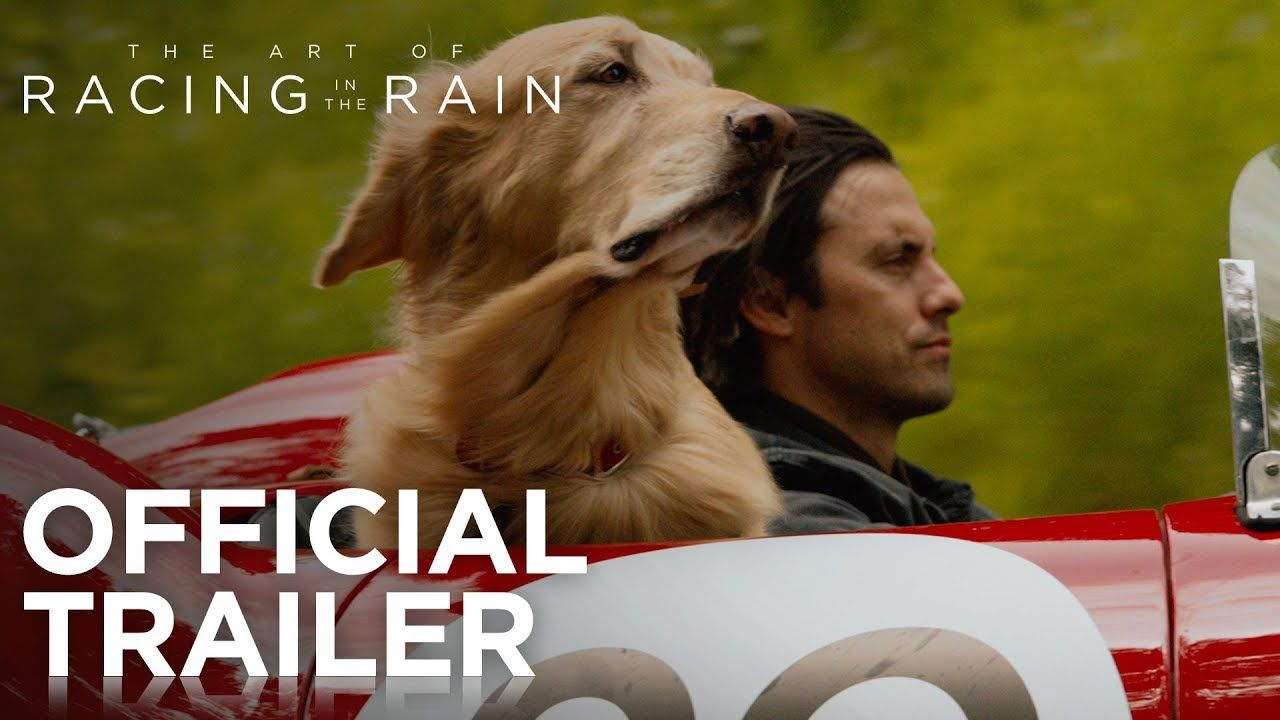 The Art of Racing in the Rain Official Trailer [HD