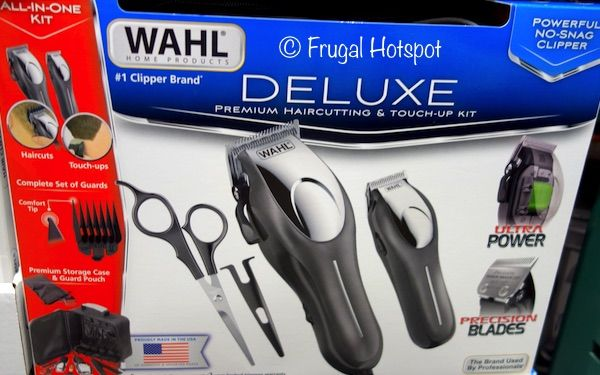 Wahl deluxe all in one haircut kit costco frugalhotspot wahl deluxe all in one haircut kit costco frugalhotspot solutioingenieria Image collections