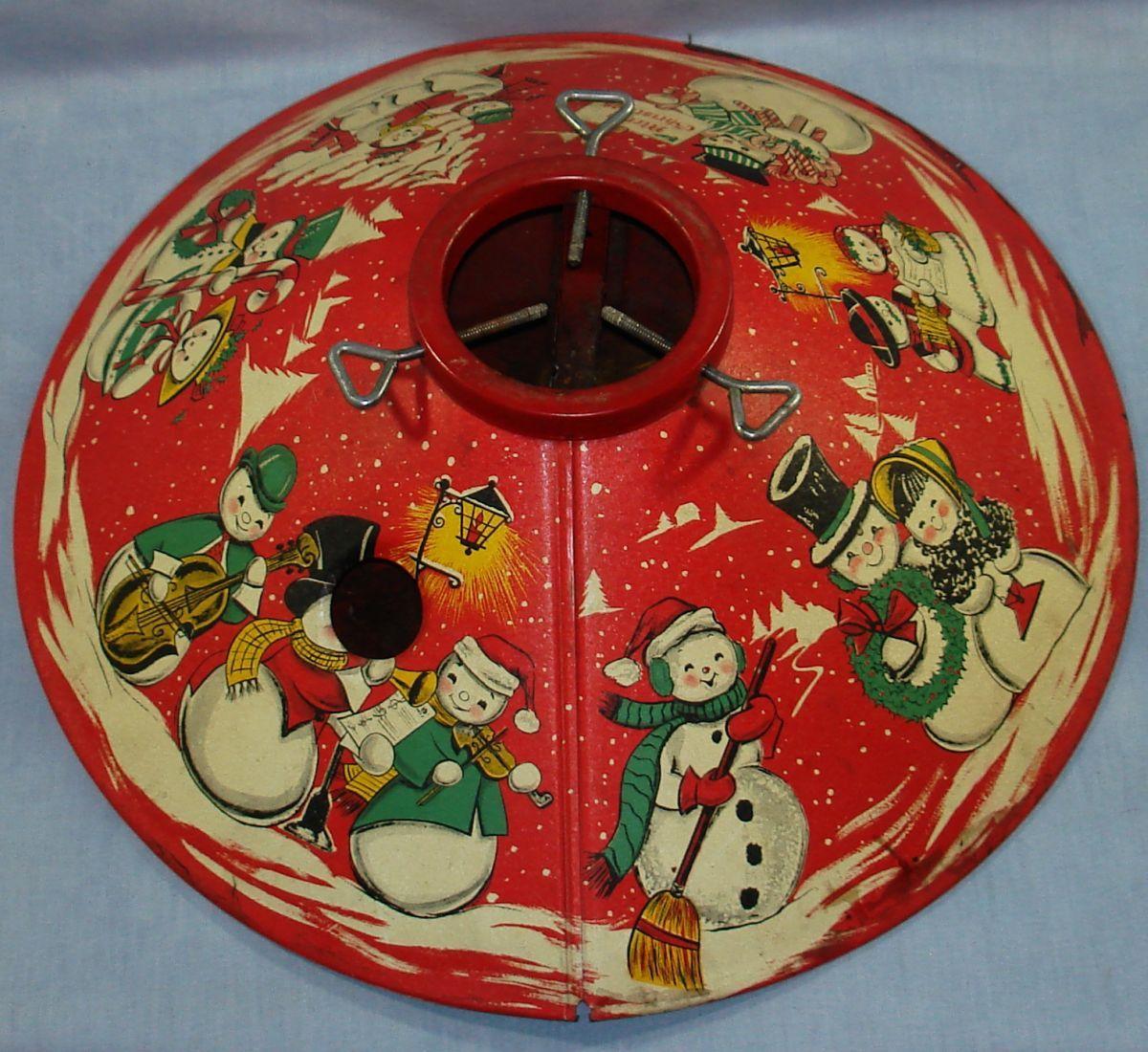 Fantastic 1000 Images About Vintage Christmas Tree Stands On Pinterest Easy Diy Christmas Decorations Tissureus