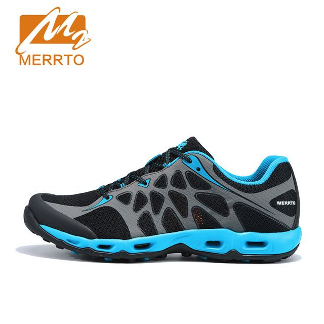 4d7d929de67 MERRTO 2017 Men Running Shoes Brand Men Women Sneakers Outdoor Breathables  Mesh Sports Shoes Men Cushioning Running Shoes Male