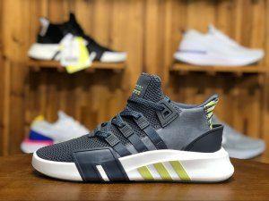 best sneakers dd07c a4997 Adidas Originals EQT BASK ADV Chaussures Onix Blanche AH2129 Womens Mens  Running Shoes Mens Running,