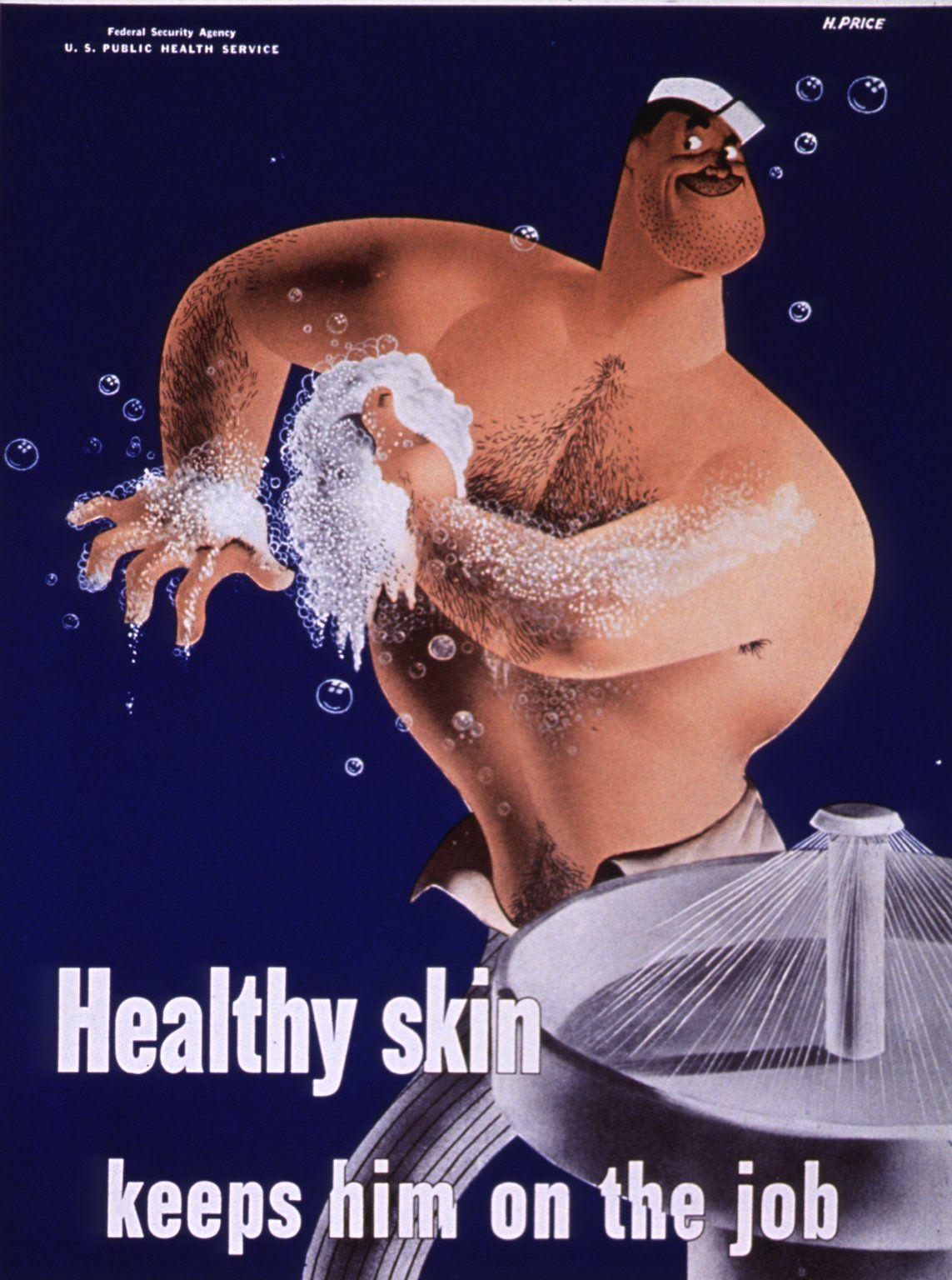 Personal hygiene campaign poster Art Pinterest