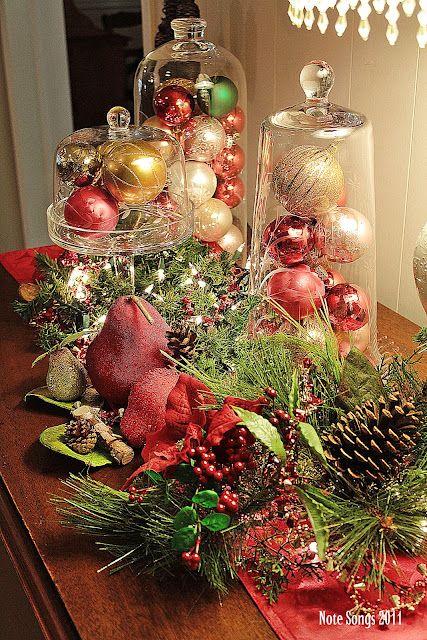 Christmas decorating ideas Holiday Decor Pinterest Christmas