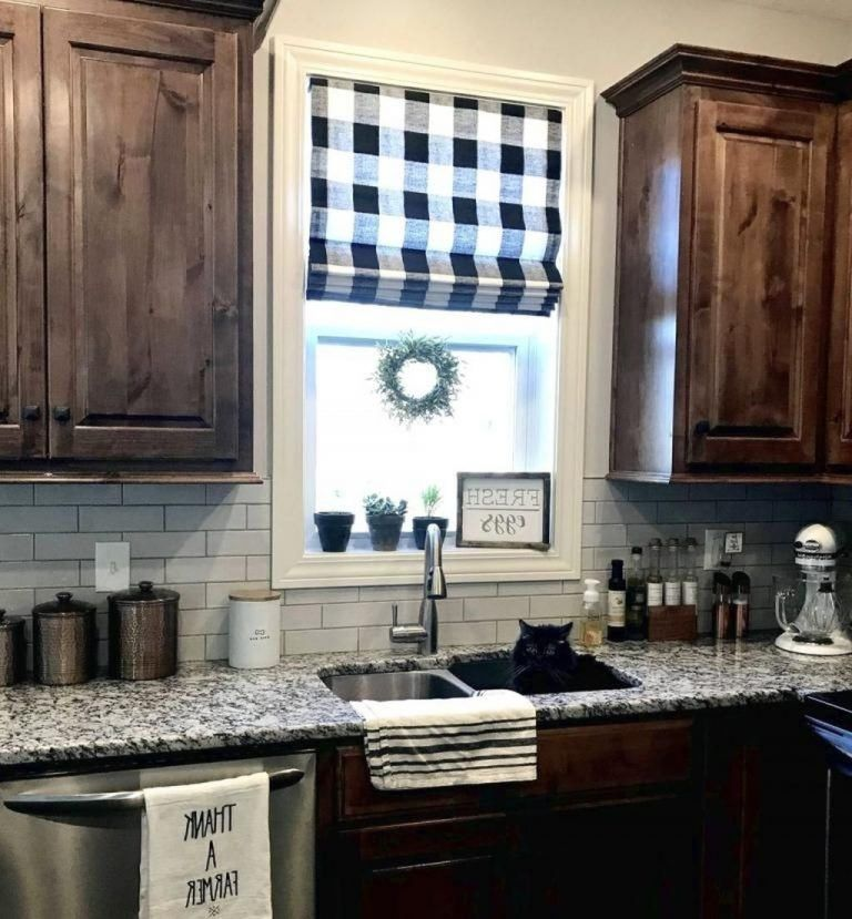 39 Cozy Farmhouse Kitchen Cabinets Ideas