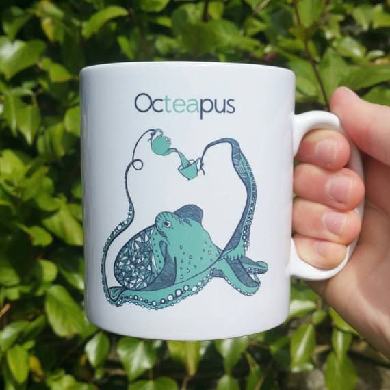 23 Cute Items For The Octopus Enthusiast In Your Life | Mean Muggin ...