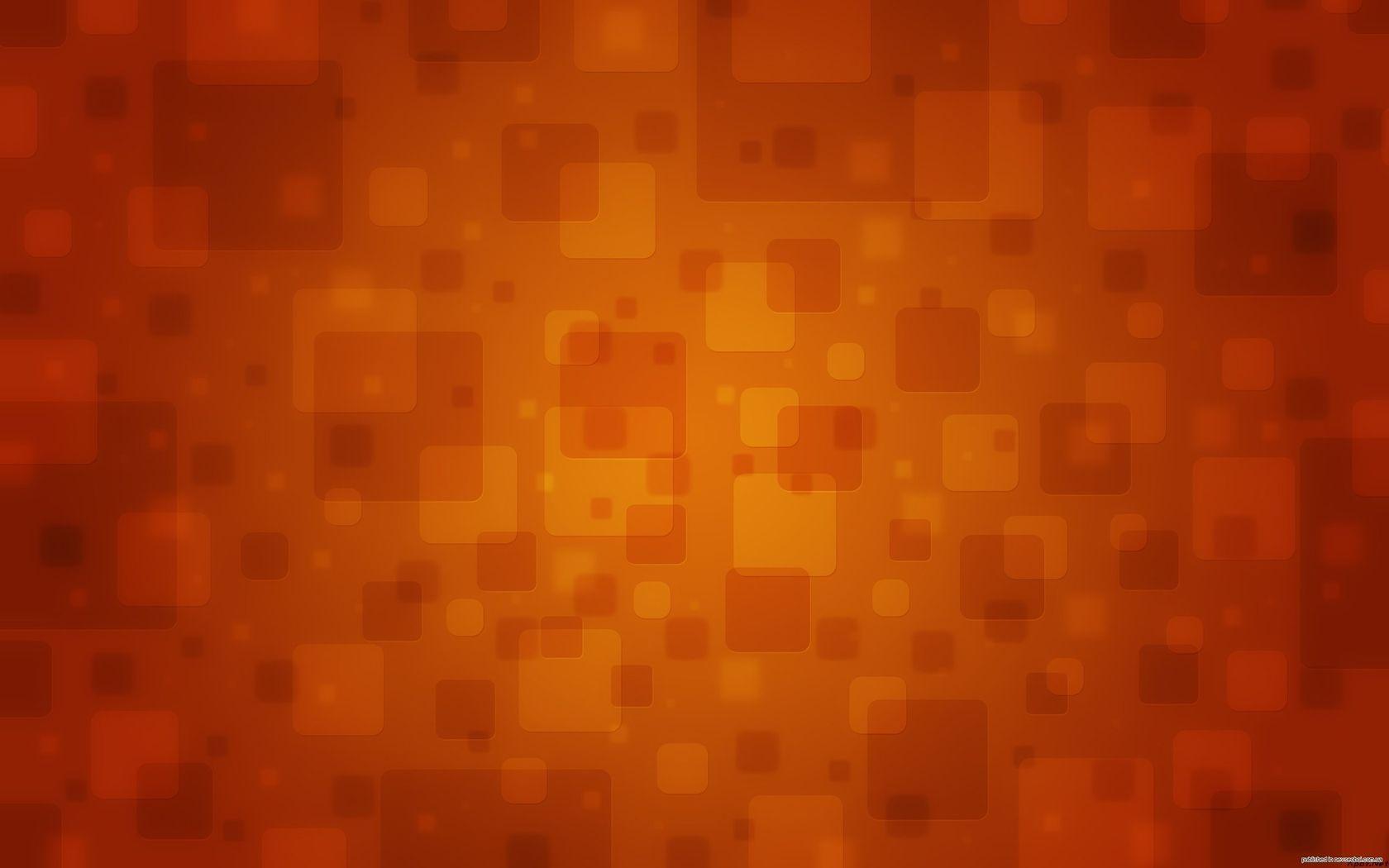 Descargar Gratis Naranja Cuadrados Textura Color Fondos De