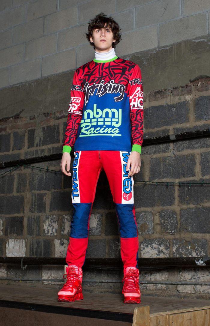 marc by marc jacobs, motocross, streetstyle, menwear, men in fashion ...
