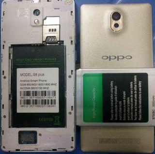 Oppo clone S8 plus SC7731 Stock ROM Firmware Flash File Free