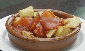 El secreto de las patatas bravas