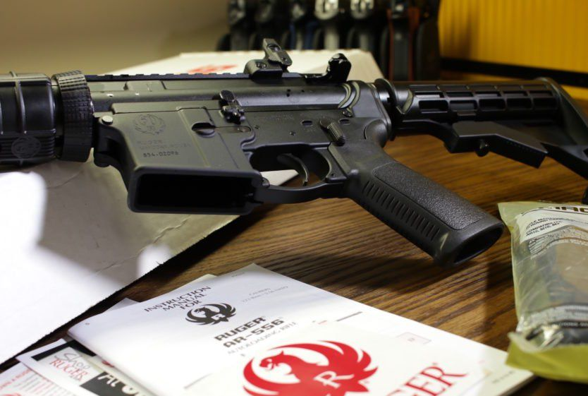 Watch Ruger AR-556: Black rifle fun out of the box | Articles
