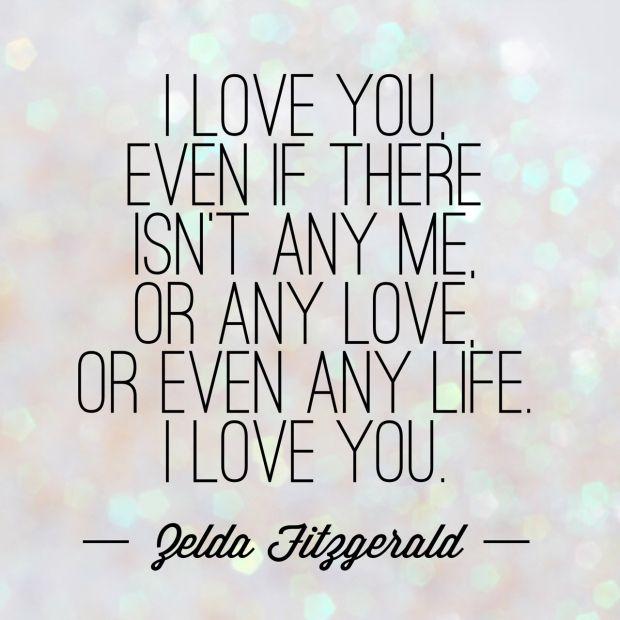 Quote Of The Day Zelda Fitzgerald Zelda Pinterest Frases