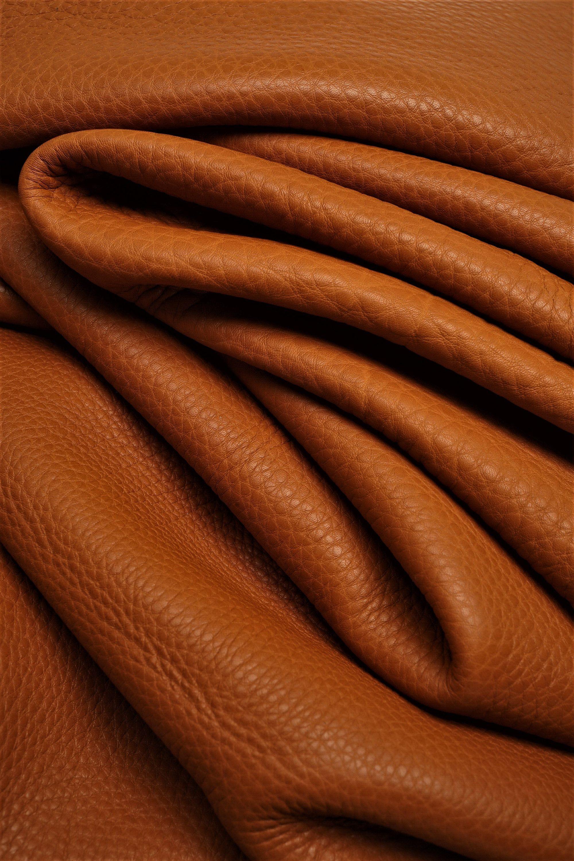 Pellame Italiano Vitello Martellato Color Cognac Look Sportivo Spessore Alto 1 5 1 6 Mm Ideale Per Pelletteria A In 2020 Brown Aesthetic Leather Texture Leather What color is cognac leather