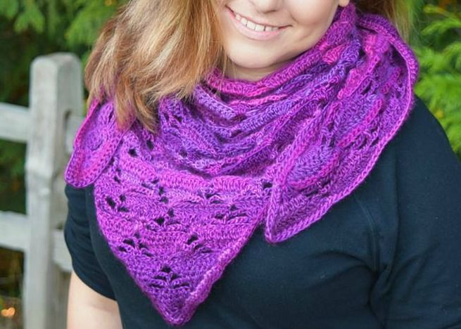 Rigby Scarf  free crochet pattern- Sincerely, pam