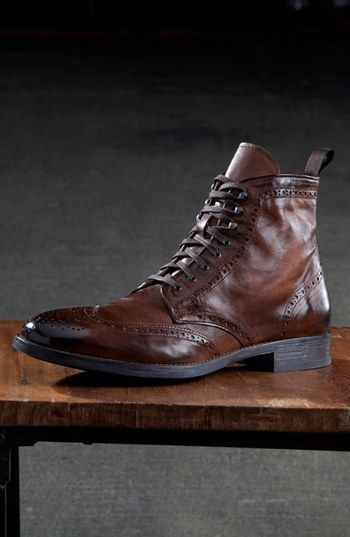 to boot new york brennan wingtip boot nordstrom