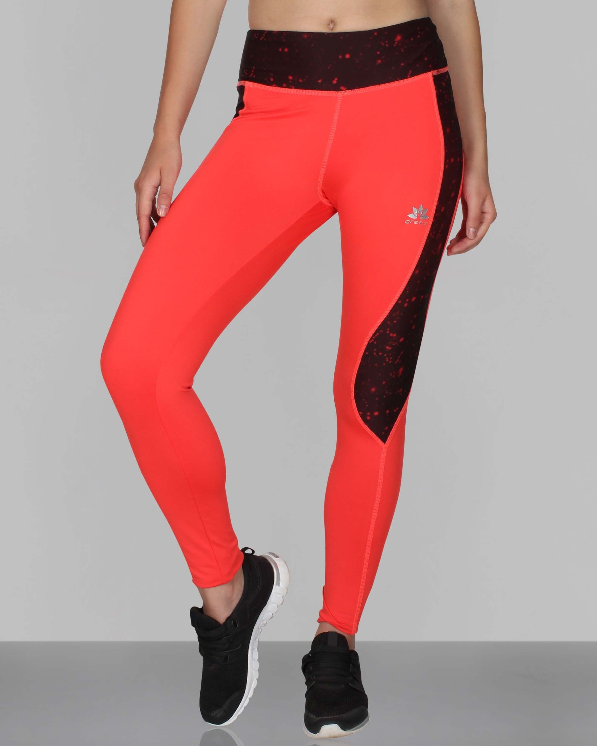 441b66f7eec3d Women's Tights and Leggings India | Creez | Leggings, Tight leggings ...
