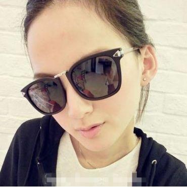 USD5.49Korean Hot Sale Black Sunglasses