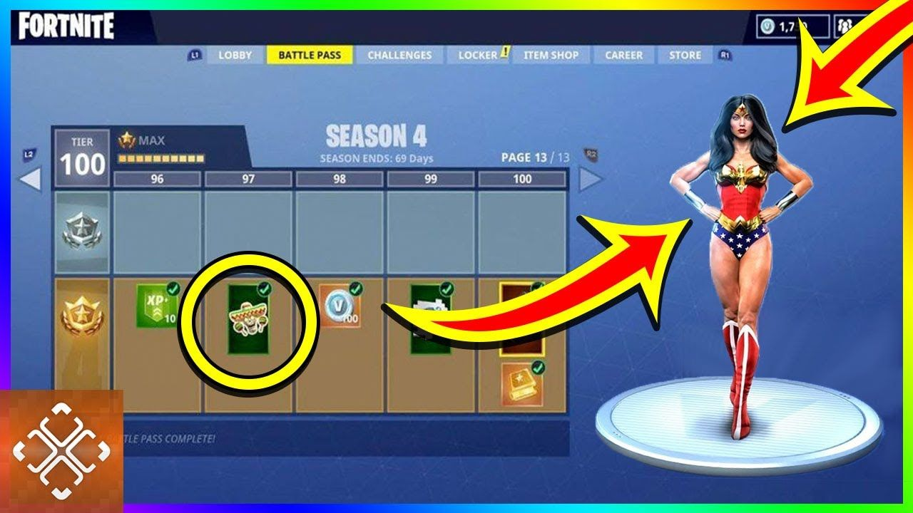 Everything You Missed In Season 4 Of Fortnite Battle Royale