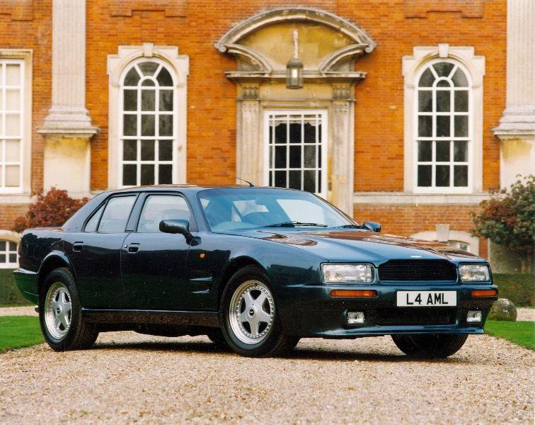 Aston Martin Virage Lagonda 1993 1996 Youngtimer Oldtimer Autos