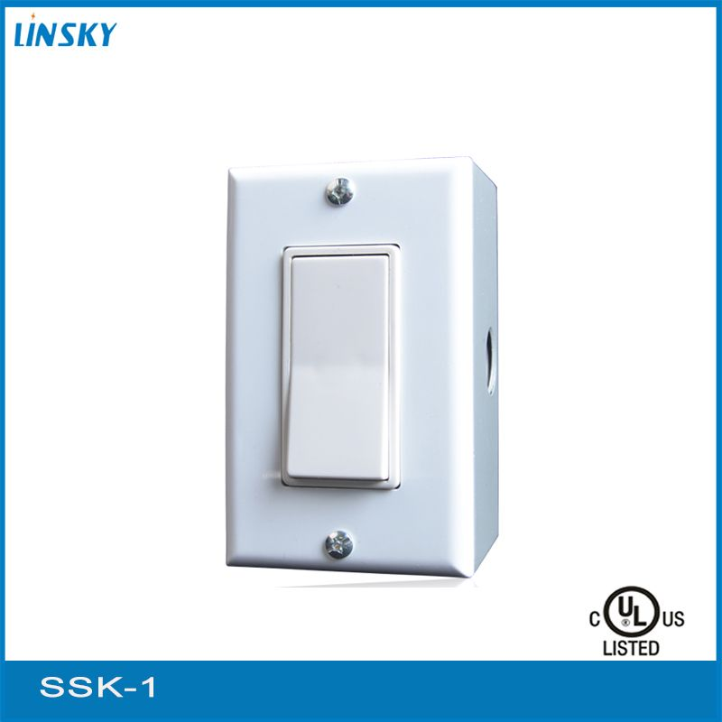 Open Installation Junction Box 15a 120v To 277v Ac 1 Gang 1 Way Grounding Rocker Switch Junction Boxes Installation Electrical Equipment