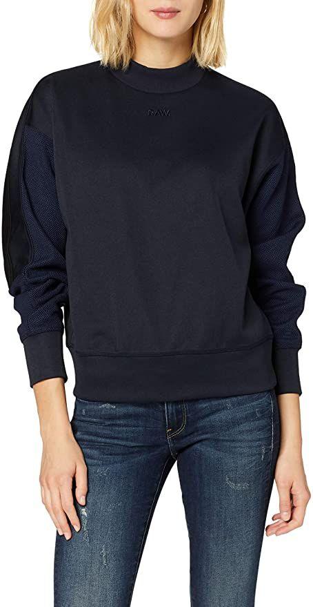 Damensweatshirts Urban Classics Damen Pullover Sweatshirt
