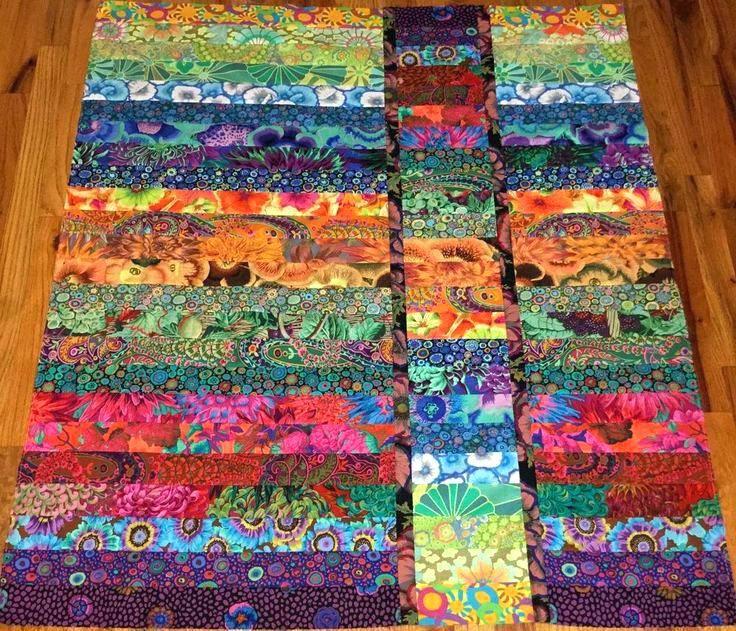 Kaffe Fassett Quilts Batik Quilt Pattern Books Patterns