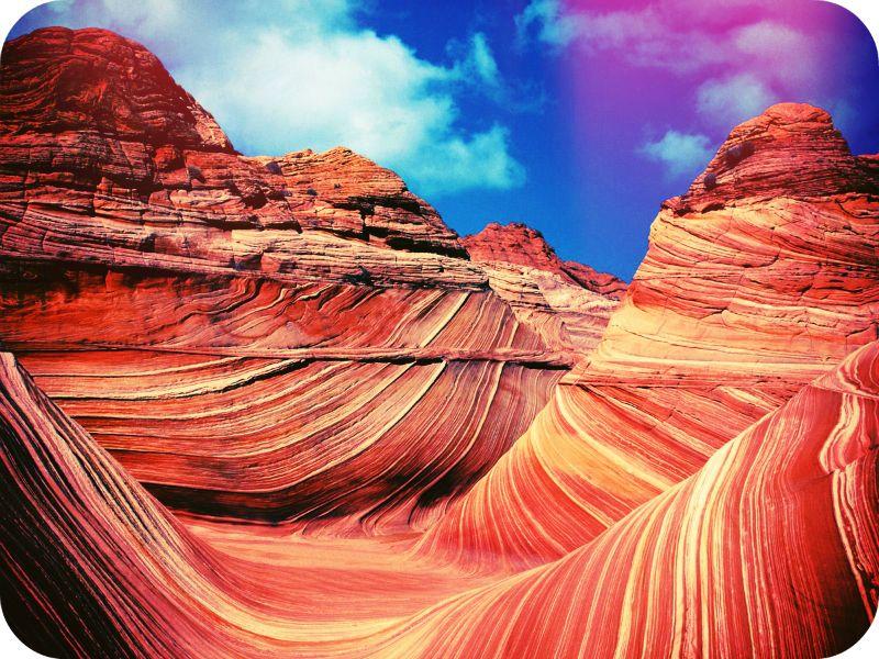 The Wave, Arizona USA