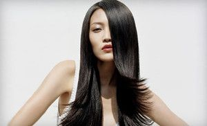 Haircut Packages with Optional Color, Highlights, or Makeup at Inspiritu Aveda Salon (Up to 59% Off)