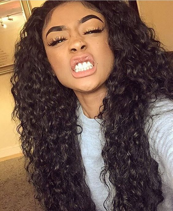 classic lace wigs Best Affordable Deep wave 360 Wig | Deep ...