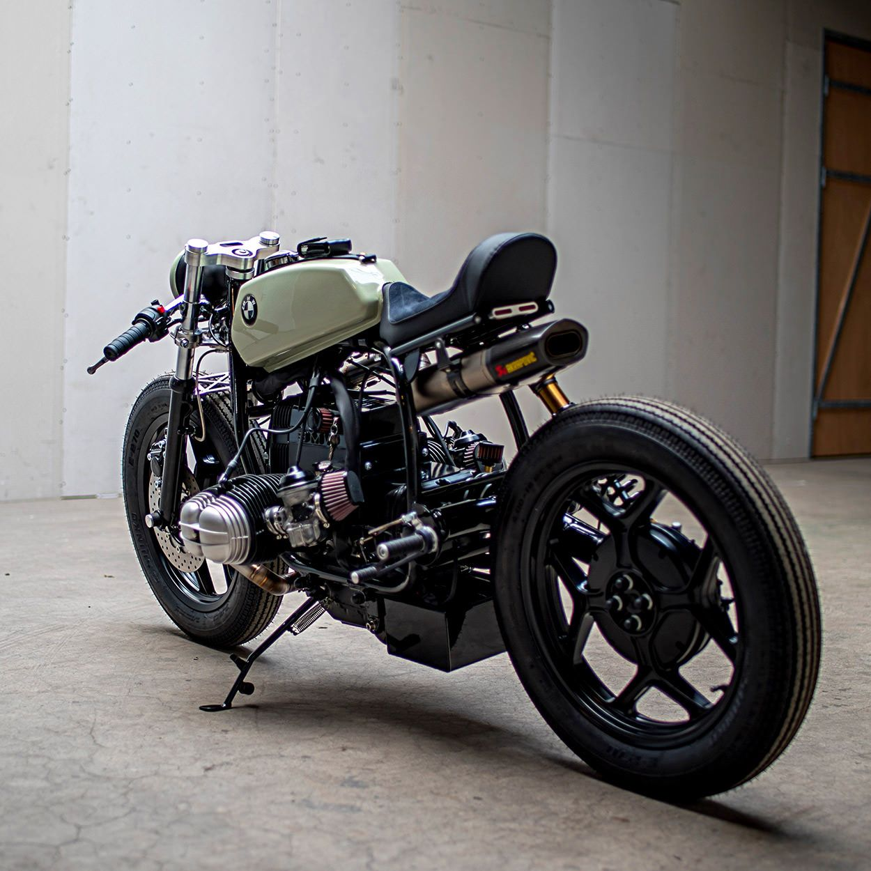 the mutant an angry bmw r80 by ironwood cafe racer. Black Bedroom Furniture Sets. Home Design Ideas