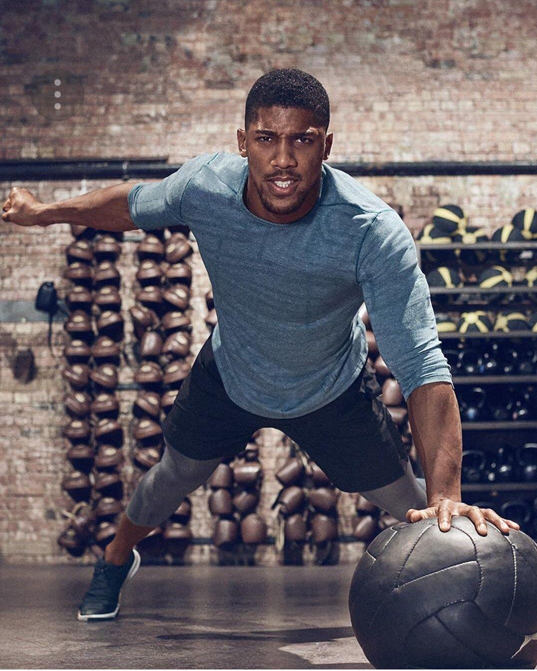 61441ff3 Anthony Joshua | Fitness & Gym Motivations in 2019 | Anthony joshua ...