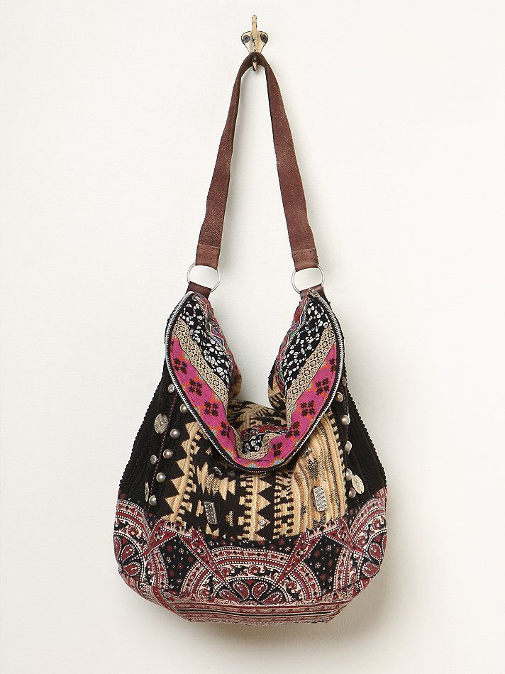 Free People Indian Summer Hobo at Free People Clothing Boutique ...